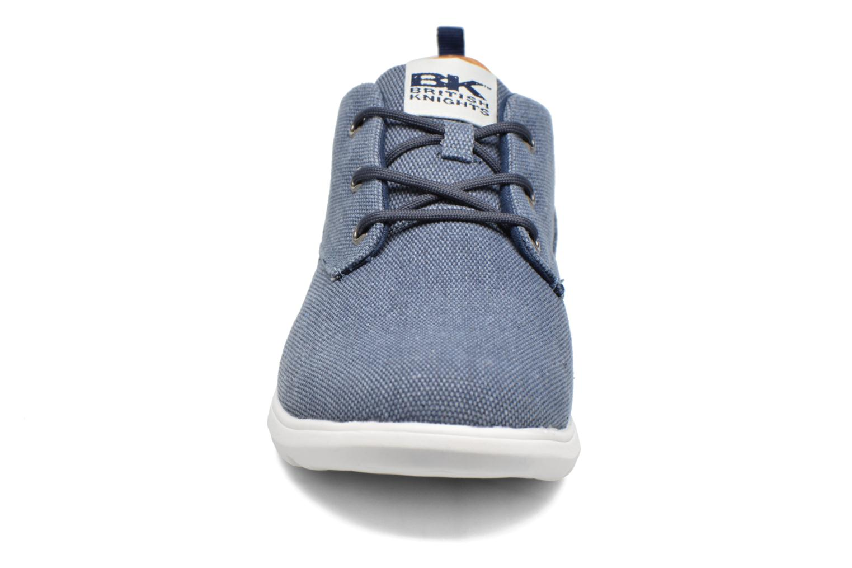 Baskets British Knights Calix Bleu vue portées chaussures