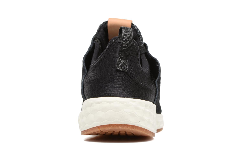 Zapatillas de deporte New Balance WCRUZ Negro vista lateral derecha