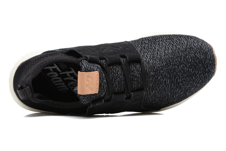 Zapatillas de deporte New Balance WCRUZ Negro vista lateral izquierda