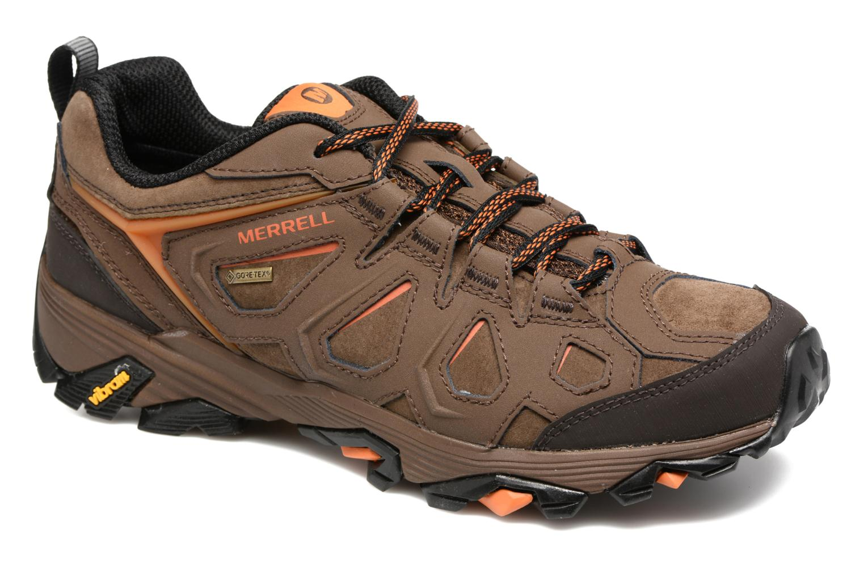 Chaussures de sport Merrell Moab FST LTR Gtx Marron vue détail/paire