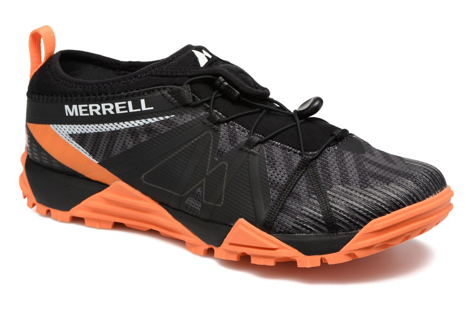 Marques Chaussure homme Merrell homme Avalaunch Tough Mudder Mudder Orange