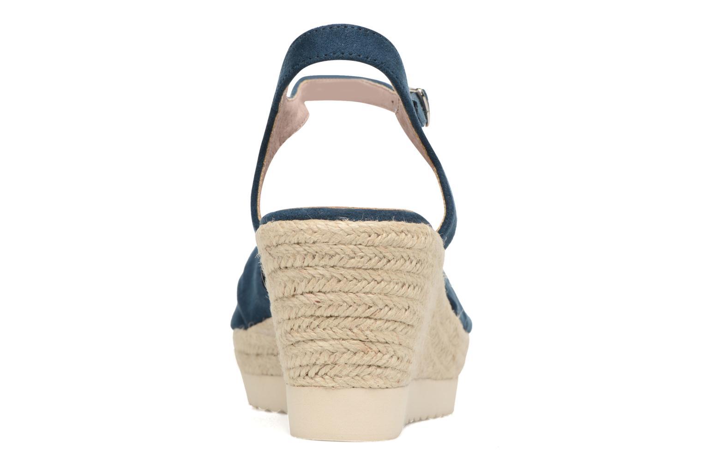 Sandaler Refresh Wizin Blå Se fra højre