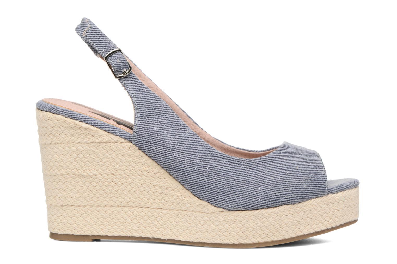 Sandalen Refresh Acma blau ansicht von hinten