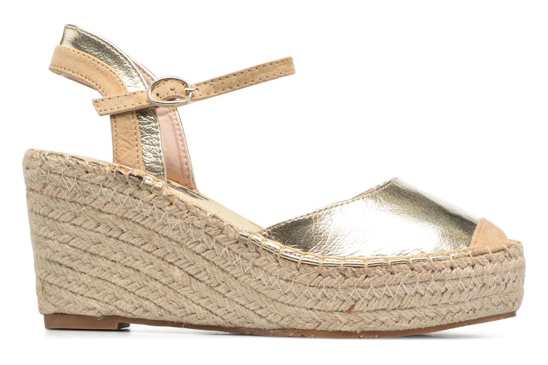 Sandali e scarpe aperte Refresh Majan Oro e bronzo immagine posteriore
