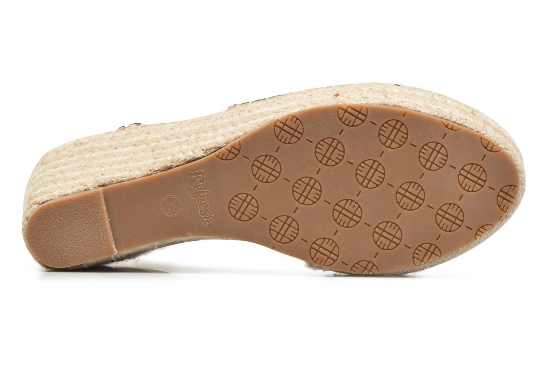 Sandaler Refresh Majan Guld og bronze se foroven