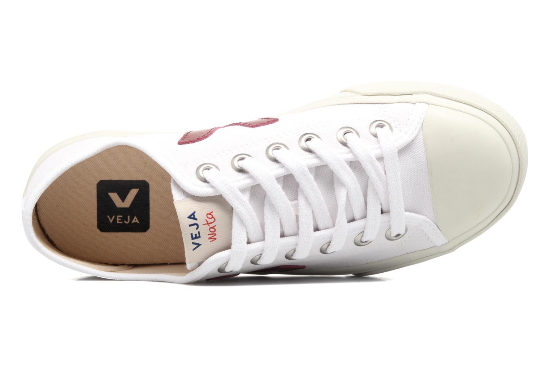 Baskets Veja Wata Blanc vue gauche
