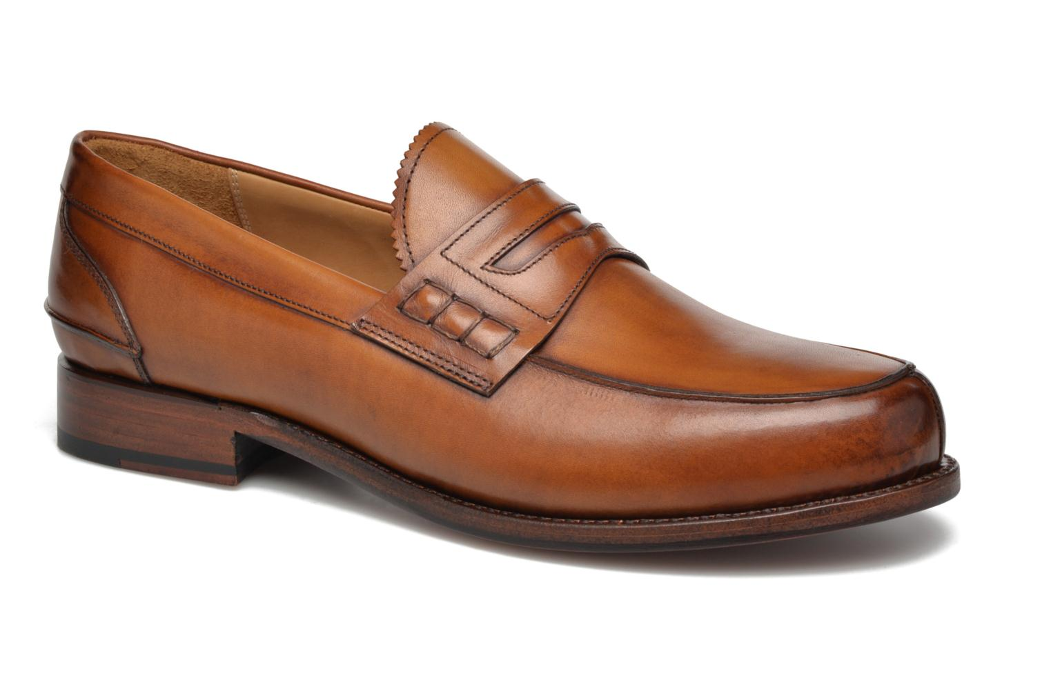 Marques Chaussure luxe homme Marvin&Co Luxe homme Walsall - Cousu Blake Elba noce