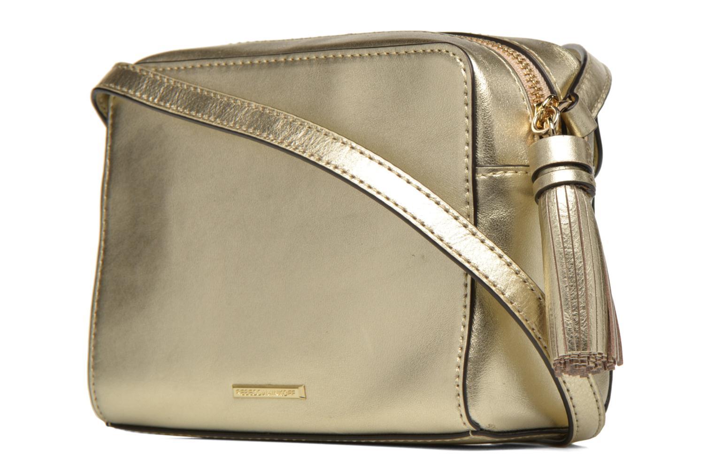Sacs à main Rebecca Minkoff Mab Camera bag Or et bronze vue droite