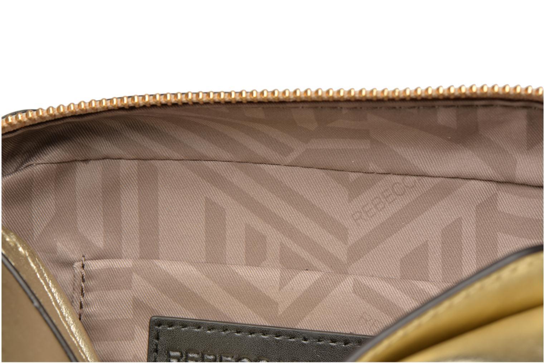 Sacs à main Rebecca Minkoff Mab Camera bag Or et bronze vue derrière