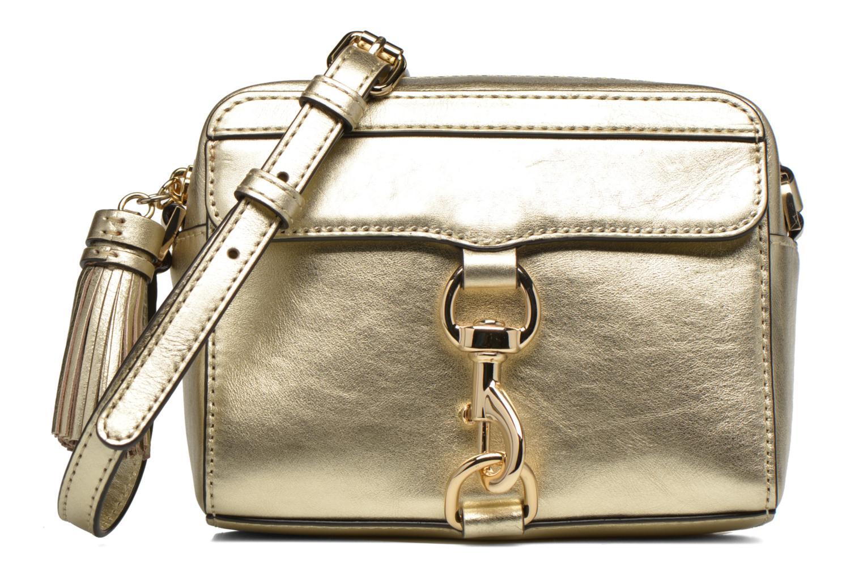 Sacs à main Rebecca Minkoff Mab Camera bag Or et bronze vue détail/paire