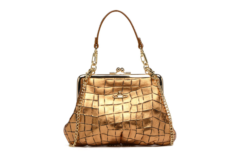 Armour Handbag Gold