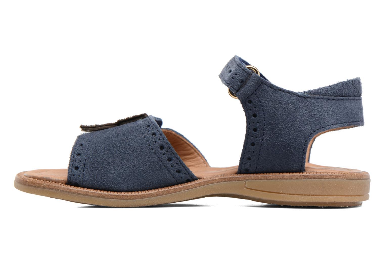 Sandali e scarpe aperte Bisgaard Albilda Azzurro immagine frontale