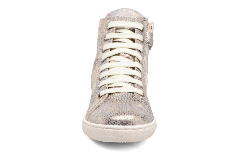 Baskets Bisgaard Vita Argent vue portées chaussures