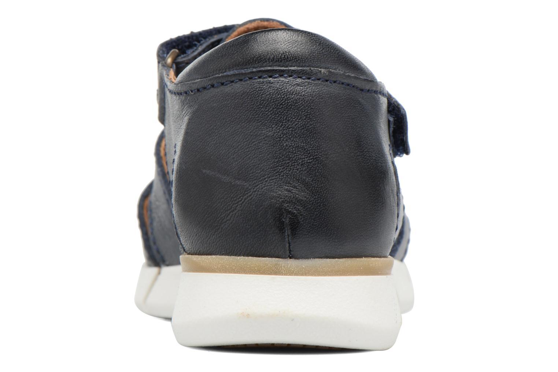 Sandales et nu-pieds Bisgaard Jister Bleu vue droite