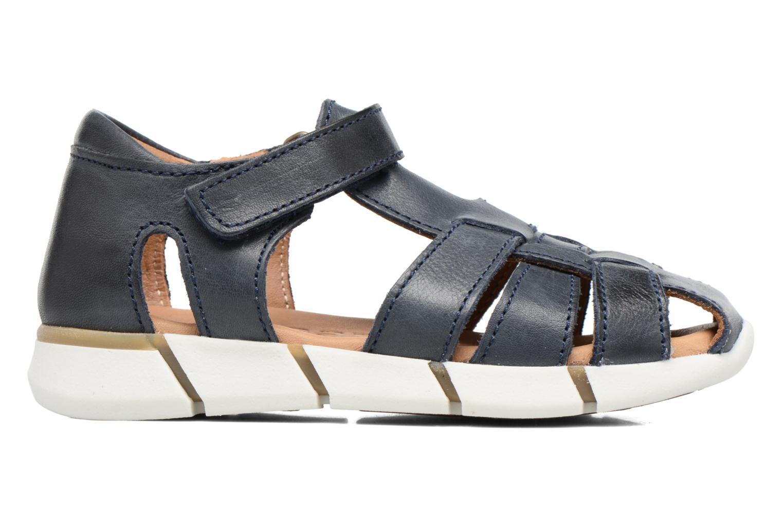 Sandales et nu-pieds Bisgaard Jister Bleu vue derrière