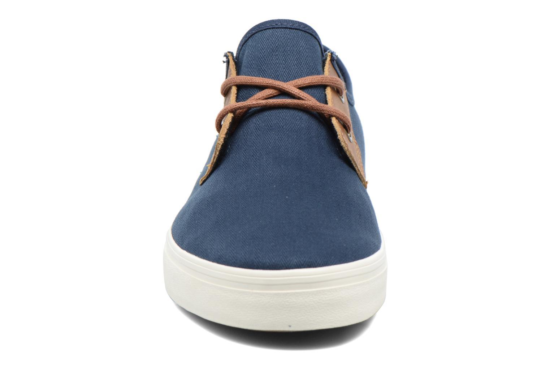 Baskets Vans Michoacan SF Bleu vue portées chaussures