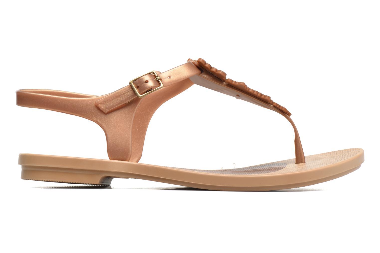 Sandales et nu-pieds Grendha Romantic Sandal Fem Marron vue derrière