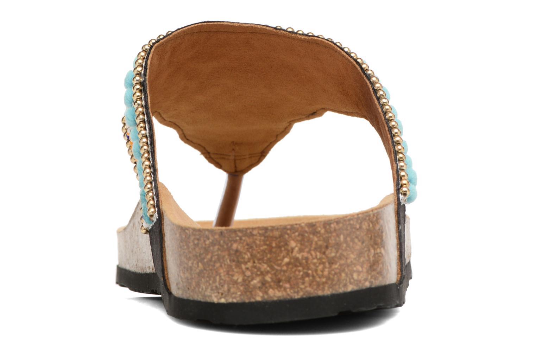 Sandalen Desigual SHOES_TAJMAHAL mehrfarbig ansicht von rechts