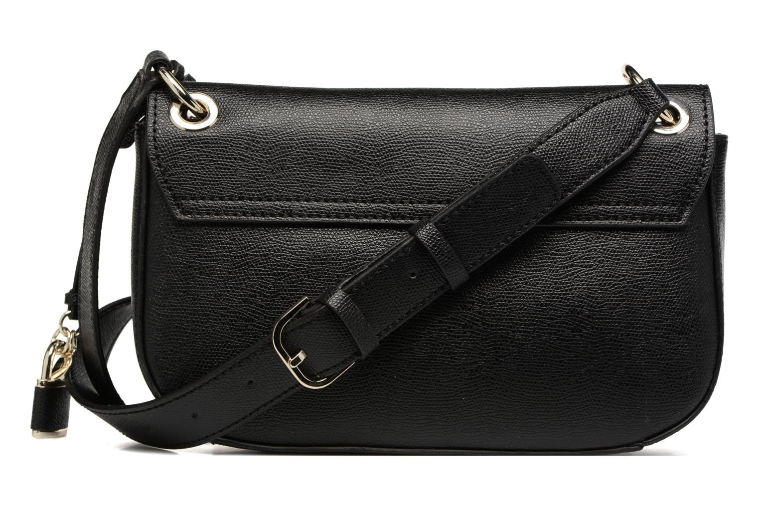 Sacs à main Guess DEVYN Shoulder bag Noir vue face