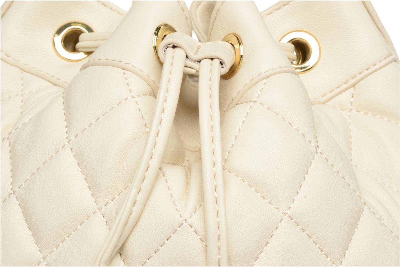 Super quilted Bucket bag Avorio