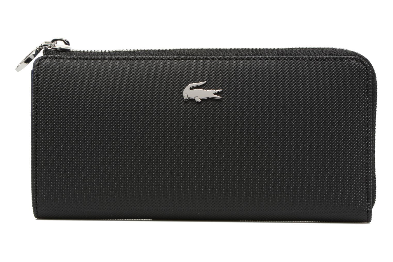 Daily Classic Slim zip wallet Black