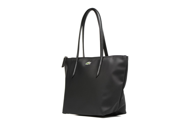 S SHOPPING BAG Black