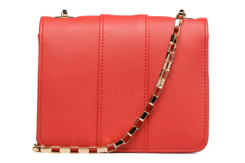 Handbags L'Aetelier Caesars ANDY Shoulder bag S Red front view