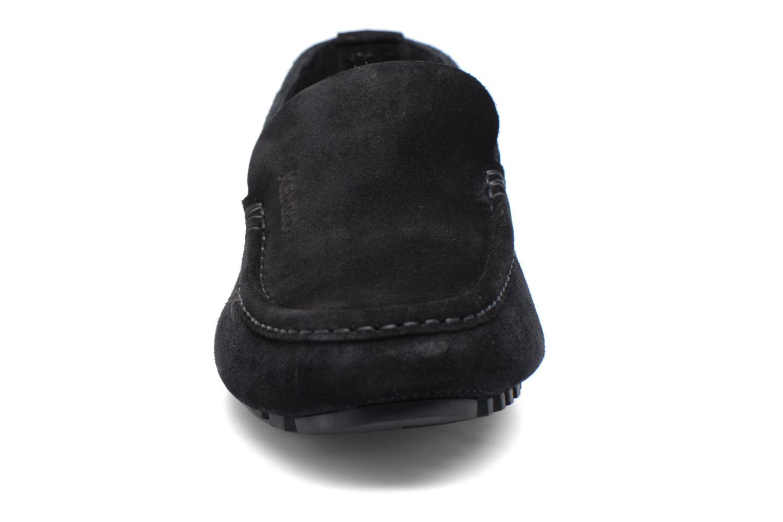 Mocassins Kenzo Lane Noir vue portées chaussures