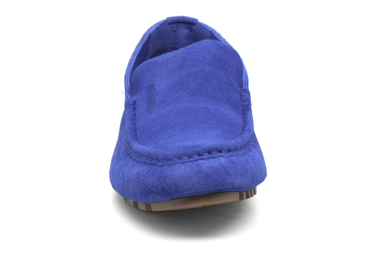 Loafers Kenzo Lane Blue model view