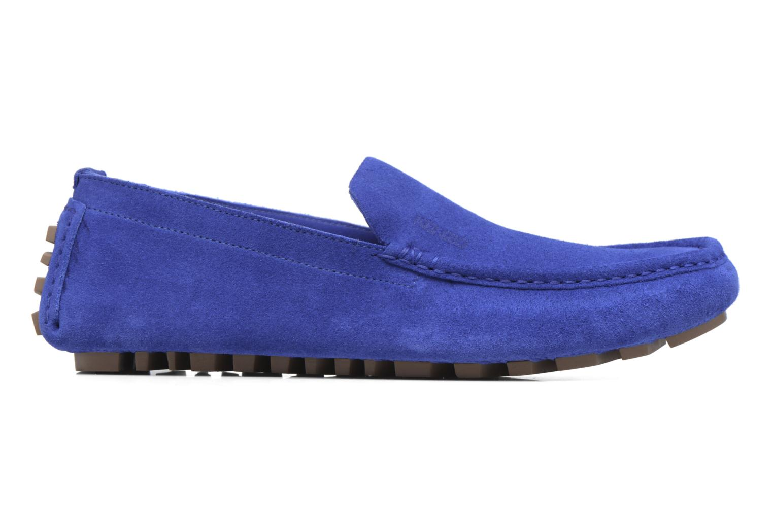 Loafers Kenzo Lane Blue view from the left