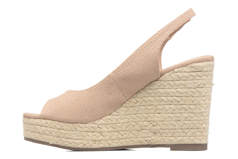 Sandaler Xti Mawa 46730 Beige se forfra