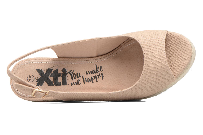 Sandaler Xti Mawa 46730 Beige se fra venstre