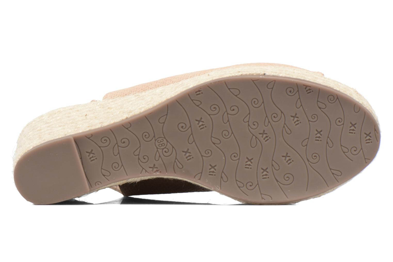 Sandali e scarpe aperte Xti Mawa 46730 Beige immagine dall'alto