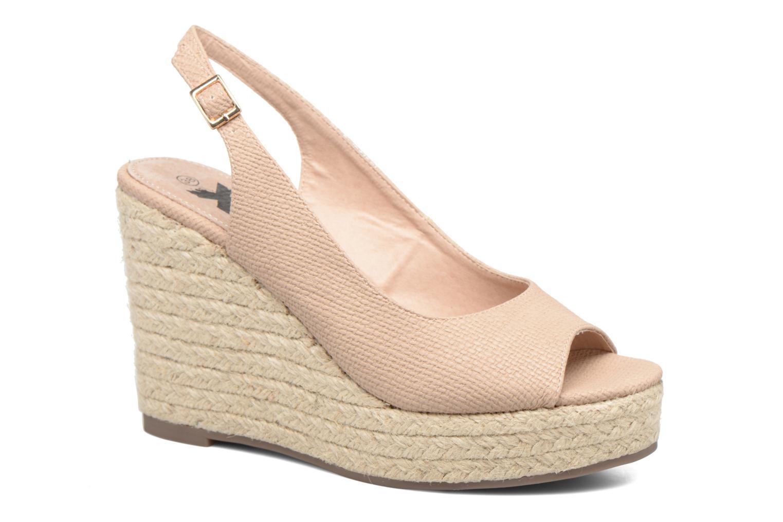 Sandaler Xti Mawa 46730 Beige detaljeret billede af skoene
