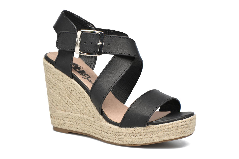 Sandales et nu-pieds Xti Esthy 33489 Noir vue détail/paire