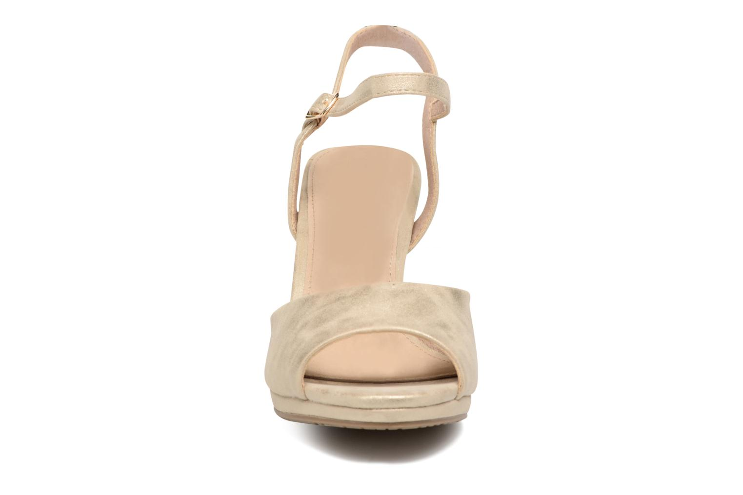 Sandals Xti Ohdac 30598 Bronze and Gold model view