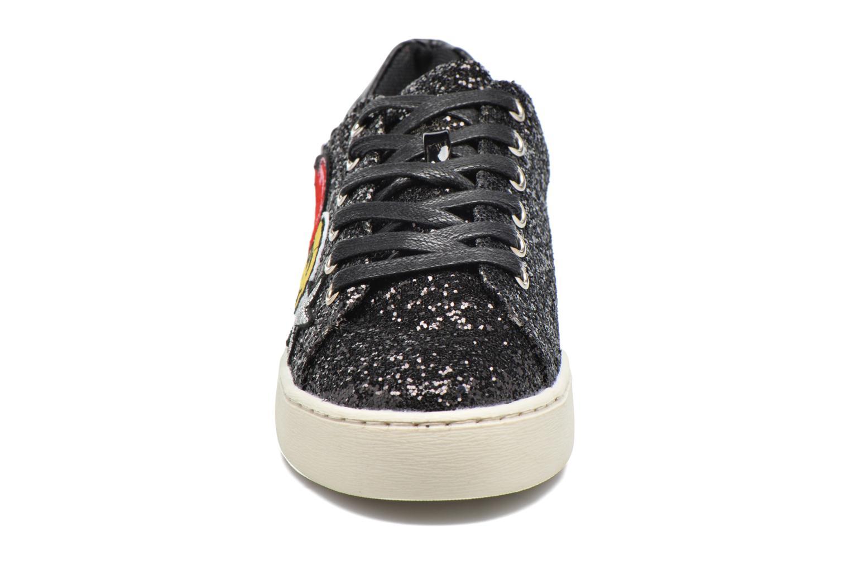 Baskets Xti Acid 46763 Noir vue portées chaussures