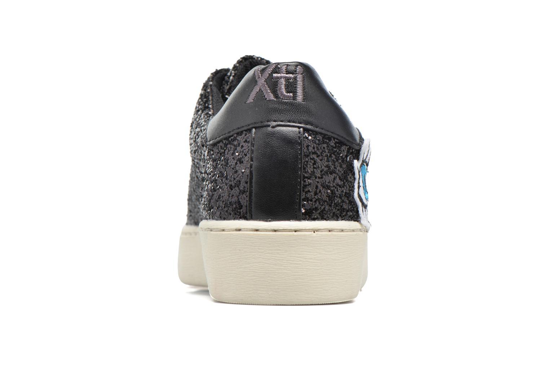 Baskets Xti Acid 46763 Noir vue droite