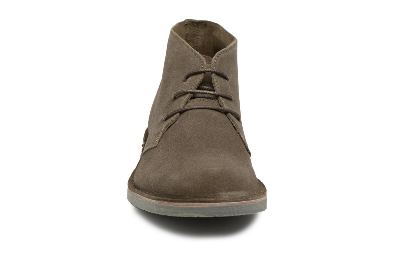 Stiefeletten & Boots Selected Homme Royce Light Boot 2 grün schuhe getragen