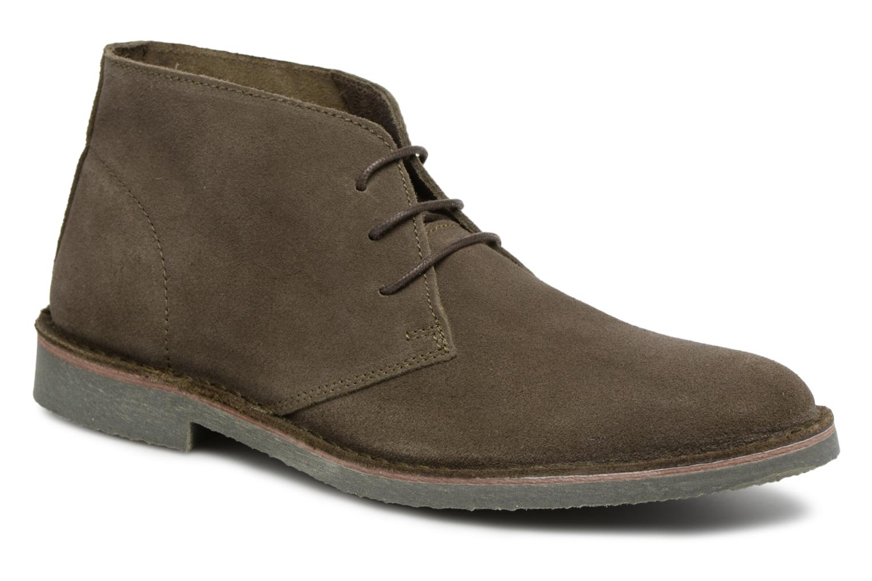 Stiefeletten & Boots Selected Homme Royce Light Boot 2 grün detaillierte ansicht/modell