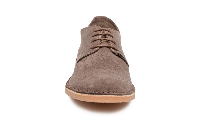 Snøresko Selected Homme Royce 2 Brun se skoene på