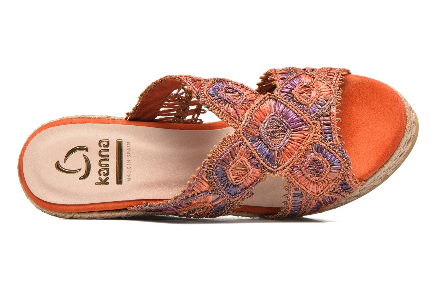Rossi Crochet Orange
