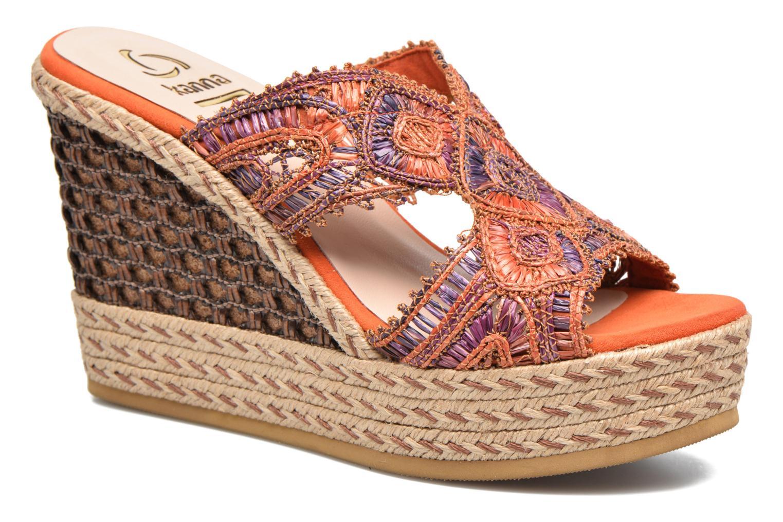 Zapatos promocionales Kanna Rossi (Multicolor) - Zuecos   Casual salvaje