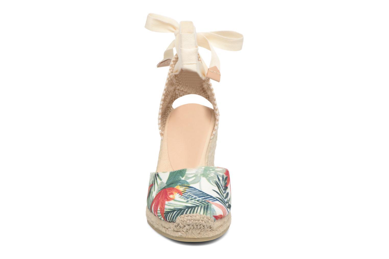 Espadrilles Castaner Carina  8 Multicolore vue portées chaussures