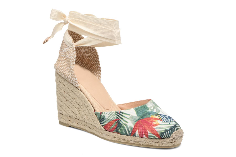 Los zapatos más populares para hombres y mujeres Castaner Carina  8 (Multicolor) - Alpargatas en Más cómodo