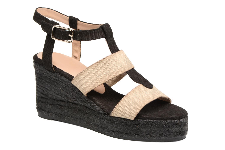 Zapatos promocionales Castaner Bretta  6  ED (Negro) - Alpargatas   Descuento de la marca