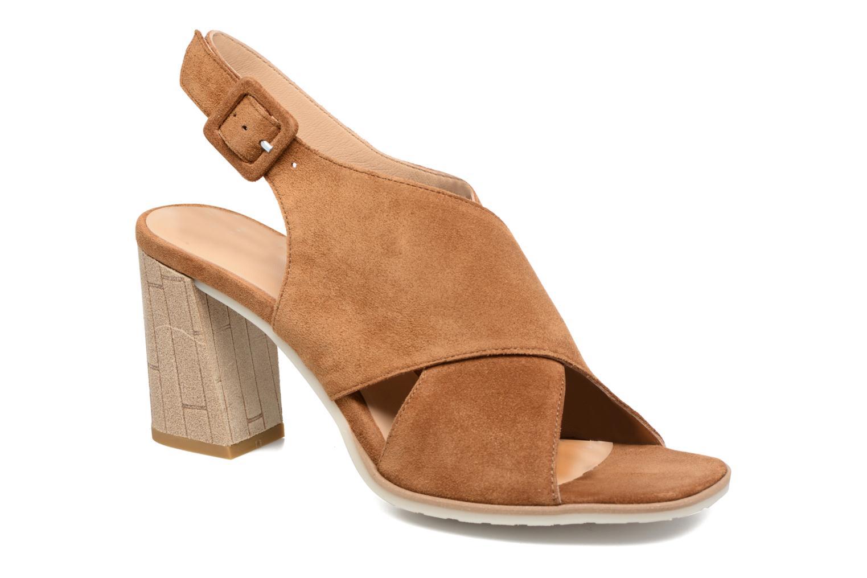 Grandes descuentos últimos zapatos Perlato Aslan (Marrón) - Sandalias Descuento