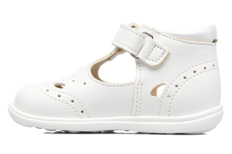 Sandales et nu-pieds Kavat Angsskar XC Blanc vue face