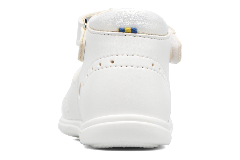 Sandales et nu-pieds Kavat Angsskar XC Blanc vue droite