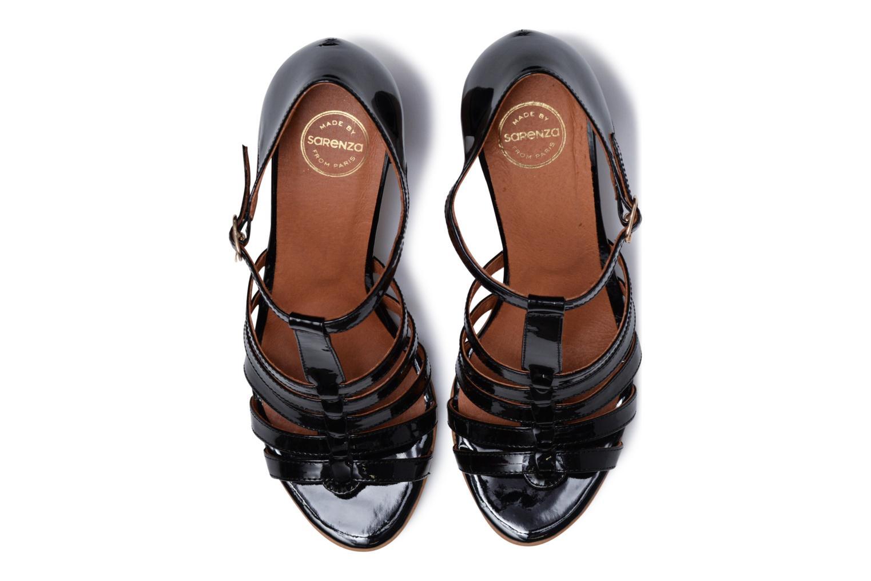 Sandales et nu-pieds Made by SARENZA Frida Banana #12 Noir vue portées chaussures